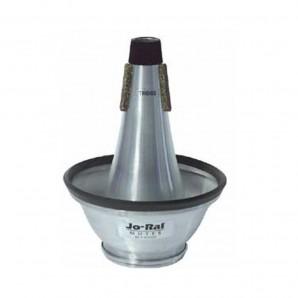 Sordina Trombón Bajo cup Jo-ral aluminio