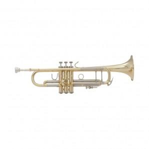 Trompeta BACH 180ML-37 tudel 43 lacada