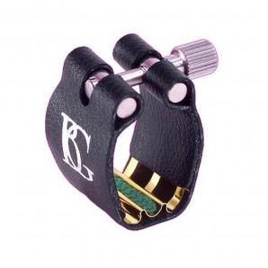 Abrazadera y boquillero Requinto Mib BG L8 SR