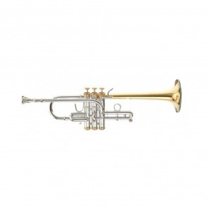 Trompeta Mi b Stomvi Master Titanium Re/mib