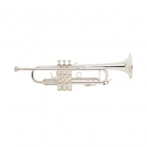 Trompeta BACH 180ML-43  plateada