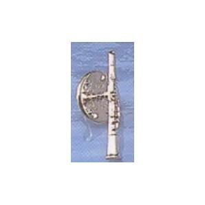 Pin Clarinete Plata