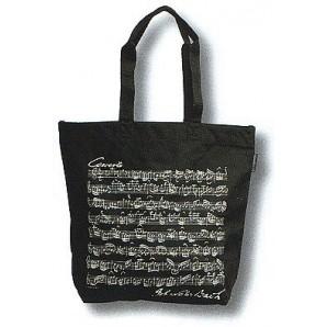 Bolsa Bach Lona Negra