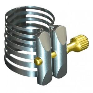 Abrazadera y boquillero saxo alto Rovner PLATINUM P1 RL