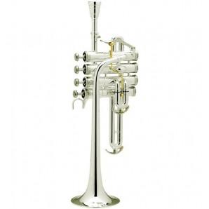 Trompeta Piccolo Cerveny VFC-TR6018TS-OK Senator