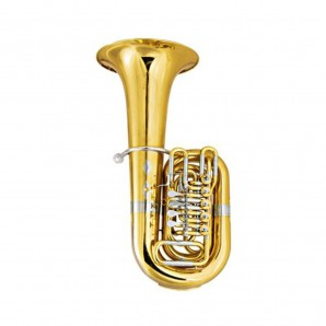 Tuba Do Consolat de Mar TU-410 Plateado