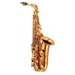 Saxo alto P.Mauriat PMXA-67RX Influence CL Cognac Lacquer