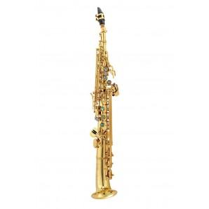 Saxo soprano P.Mauriat PMSS-601 GL Lacado