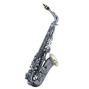 Saxo alto LC A-704 BD Black plated finish Cuproniquel