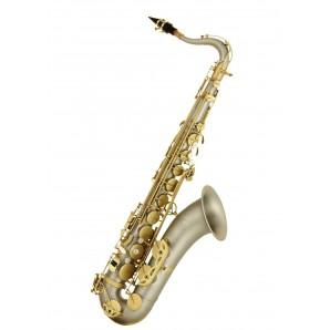 Saxo tenor LC T-604 XW Sandblast finish Mate cuproniquel