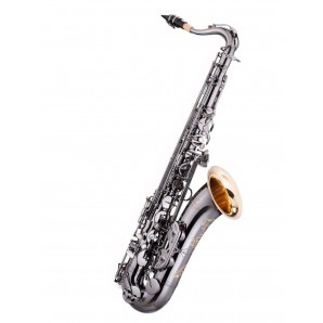 Saxo tenor LC T-602 BD Black plated finish 85% cobre