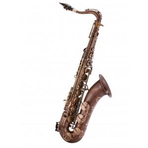 Saxo tenor LC T-603 UL Classic unlacquer finish 95% cobre