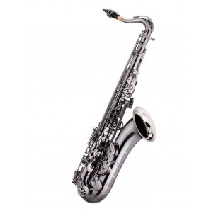 Saxo tenor LC T-604 BD Black plated finish cuproniquel