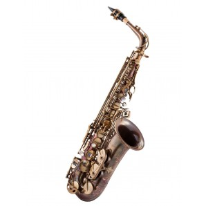 Saxo alto LC A-703 UL Unlacquered finish 98% cobre