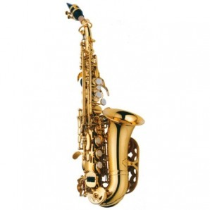 Saxo soprano curvo J.Michael SPC700