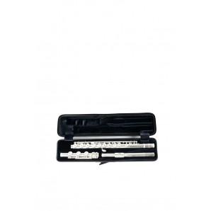 Estuche BAM Hightech 4009XLLB Black Lazure para flauta