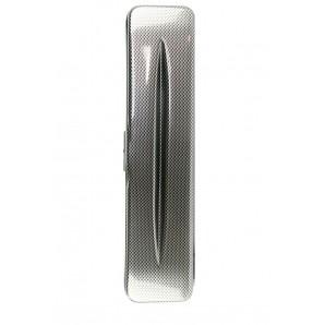 Estuche BAM Hightech 4009XLSC Silver Carbon para flauta