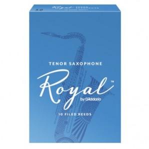 Caja 10 cañas RICO Royal para Saxofón Tenor
