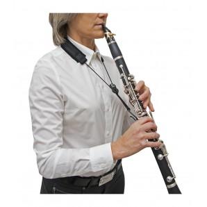 """Correa """"Nylon"""" elástica - BGC20E para clarinete"""