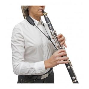 Correa de piel elástica - BG C23E para clarinete