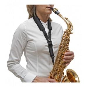 "Correa saxo alto/tenor ""COMFORT"" elástica BG - S10ESH"
