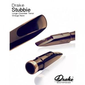 Boquilla DRAKE Stubbie Vintage Resin para saxofón tenor