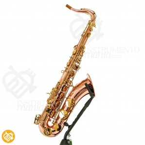 Saxo tenor LC T-603 CL Lacado 95% cobre
