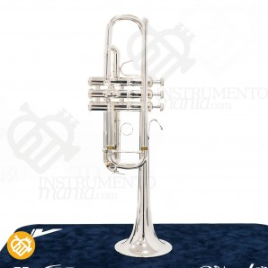Trompeta Do BACH C180 SL 239H - Tudel 25H