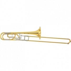 Trombón Yamaha Sib/Fa YSL-640