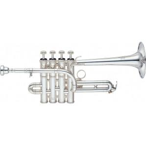 Trompeta Piccolo Yamaha Custom Sib/La YTR-9835