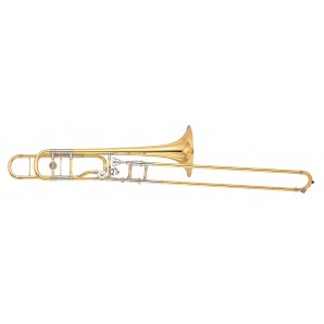 Trombón Yamaha Sib/Fa YSL-882 O