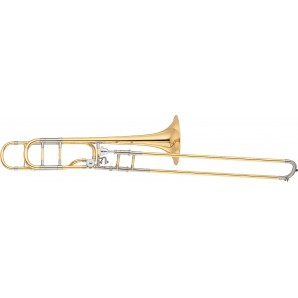 Trombón Yamaha Sib/Fa YSL-882 OR