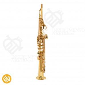 Saxofón soprano Yamaha  YSS-475II