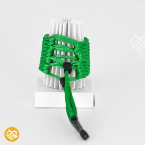 Abrazadera Saxo Barítono/Cl. bajo Bambú Hilo