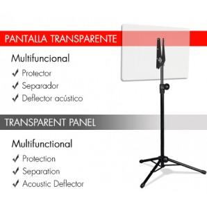 Pantalla Protectora para Músicos - GUIL SMT12