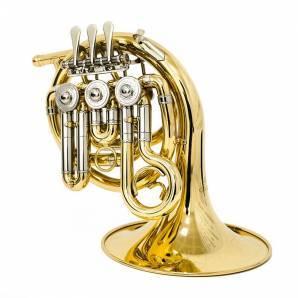 Trompa Gara Si Agudo GHR-60 manos pequeñas