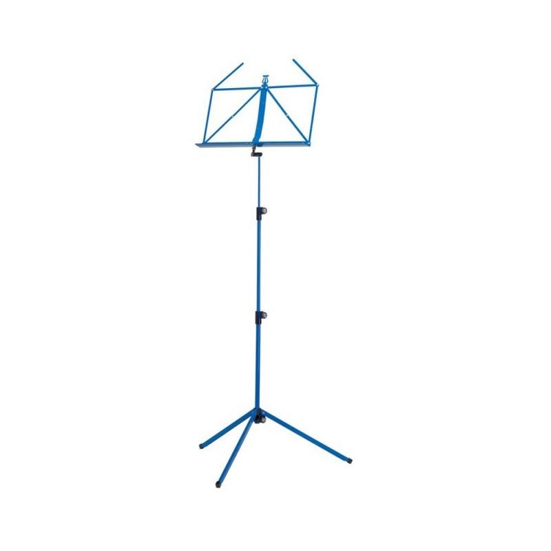 Atril estudio K&M 100-1 Azul