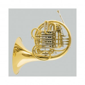 Trompa doble Alexander 104