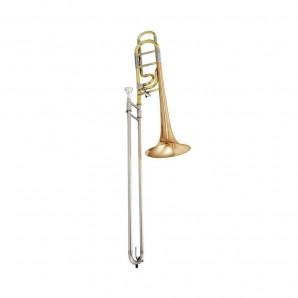 Trombón Sib/Fa Jupiter 636-RL-OPE