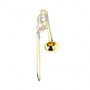 Trombón Sib/Fa Jupiter 1242-L