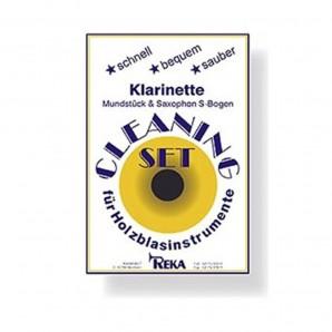 Limpiador para clarinete Reka