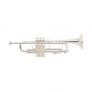 Trompeta BACH LR180 ML-43 (Plateada)