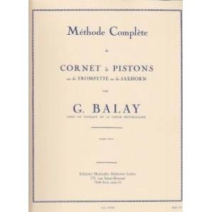 Méthode de Cornet ou Trompette Vol. 1