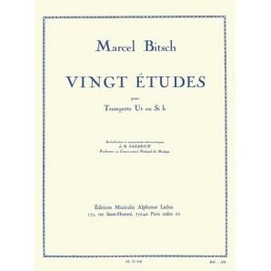 Vingt Etudes pour Trompette