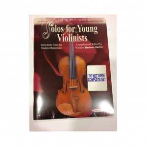 Solos for young violinist nº 2