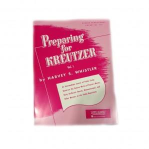 Preparing Kreutzer, Whistler
