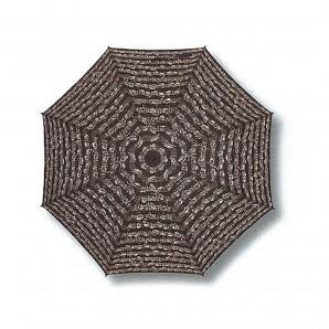 Paraguas PLEGABLE Pentagrama Negro T335