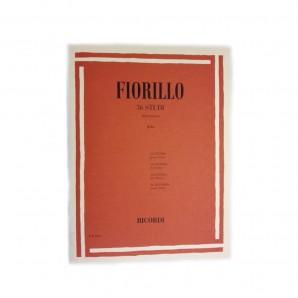 36 Estudios para violin F.Fiorillo