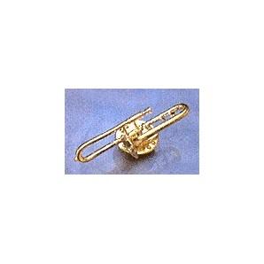 Pin Trombón Oro