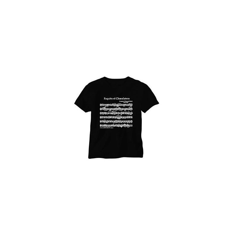Camiseta  Manga Corta Entallada Paquito